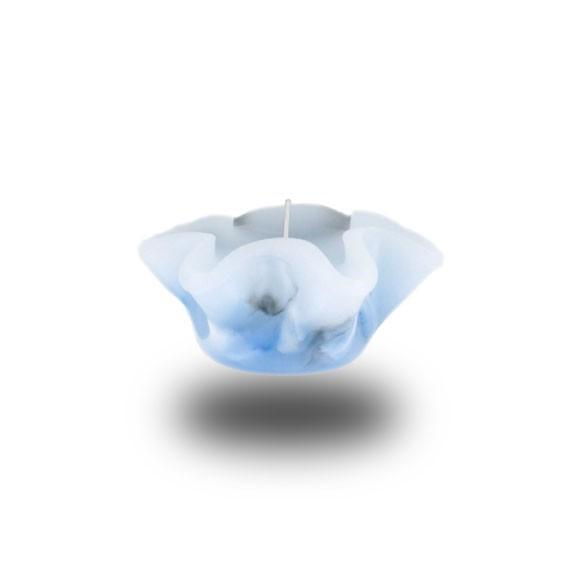 Flower Kerze -S- Lebhaft