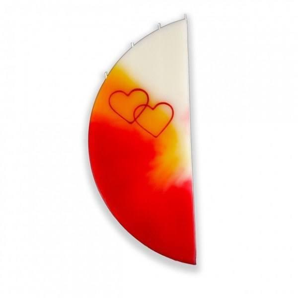 Viertelmond Kerze 501 ohne Halterung