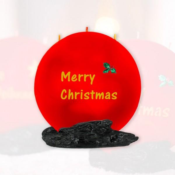 Merry Christmas Kerzen