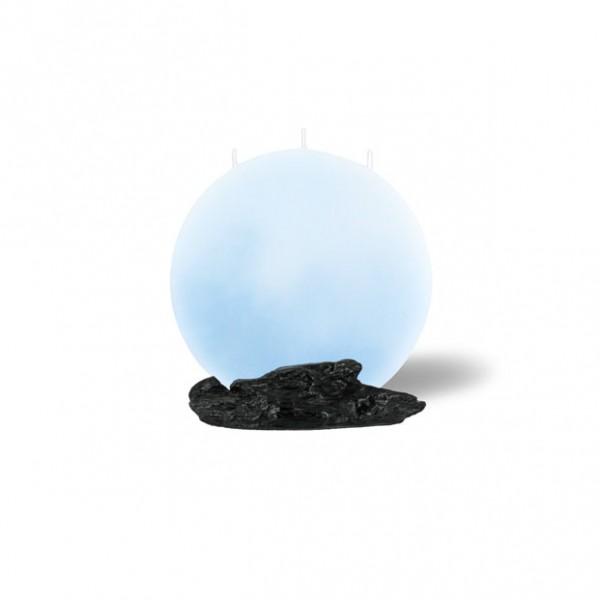 Mond Kerze mini - Lebhaft