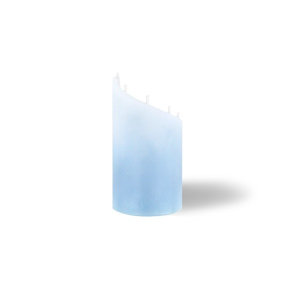 Zylinder Kerze - S - Lebhaft