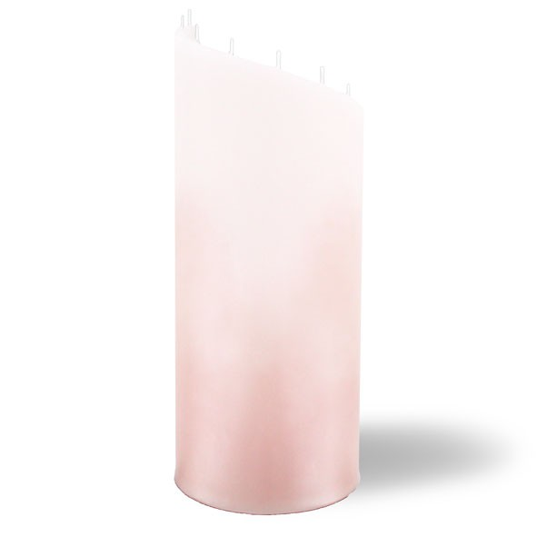 Zylinder Kerze - L - Mutter Natur