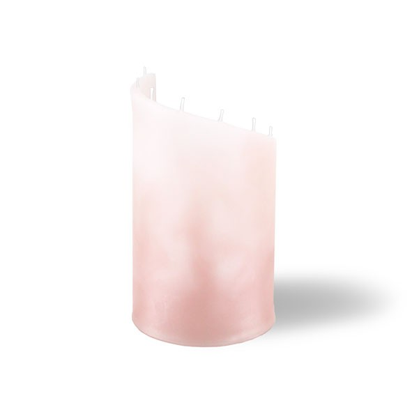 Zylinder Kerze - M - Mutter Natur