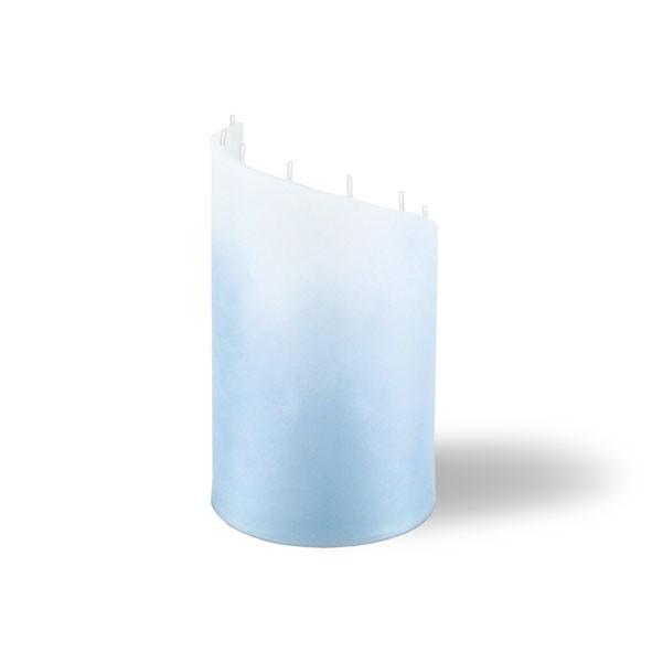Zylinder Kerze - M - Lebhaft
